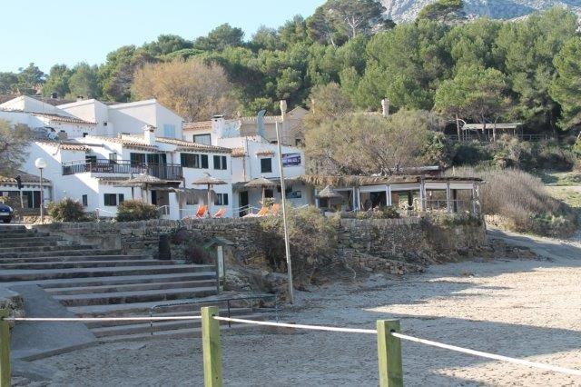 Appartement Barques - strand