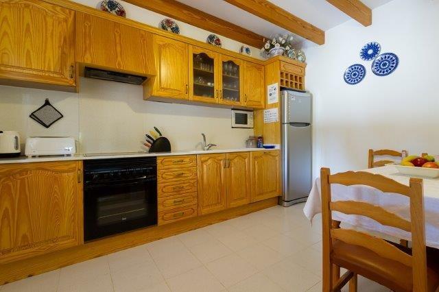 Villa Aina Francisca - keuken