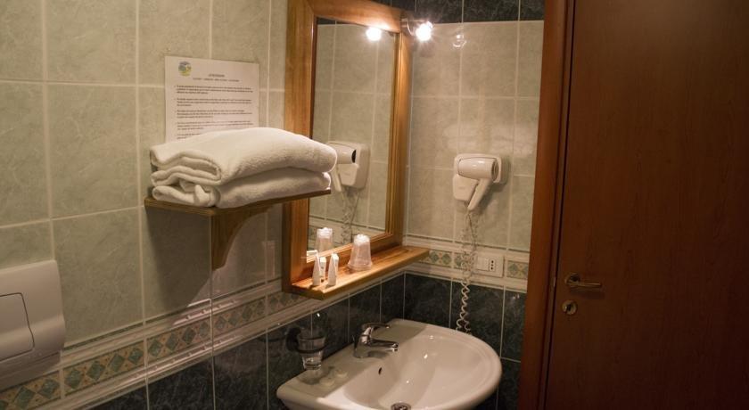 Hotel Terra dei Sogni - badkamer