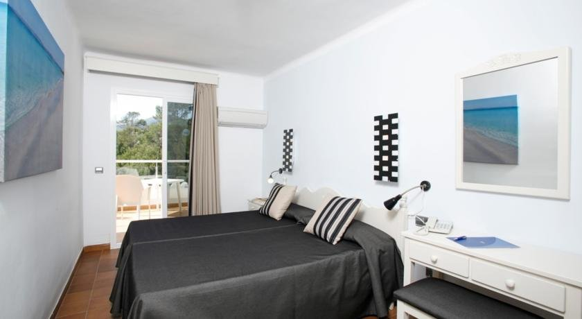 Appartement Bahia Camp - slaapkamer