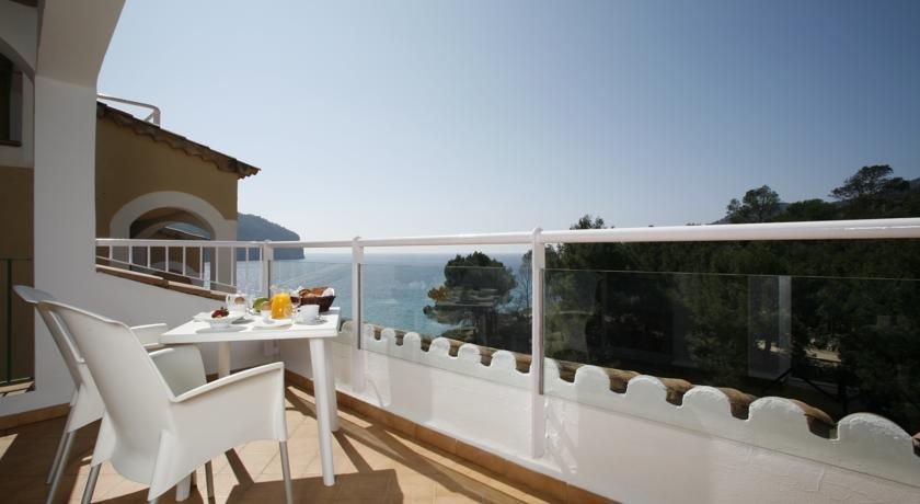 Appartement Bahia Camp - uitzicht balkon