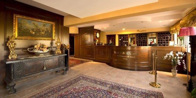 Hotel Baia di Ulisse - receptie