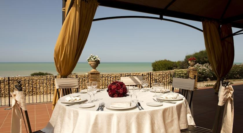 Hotel Baia di Ulisse - terras
