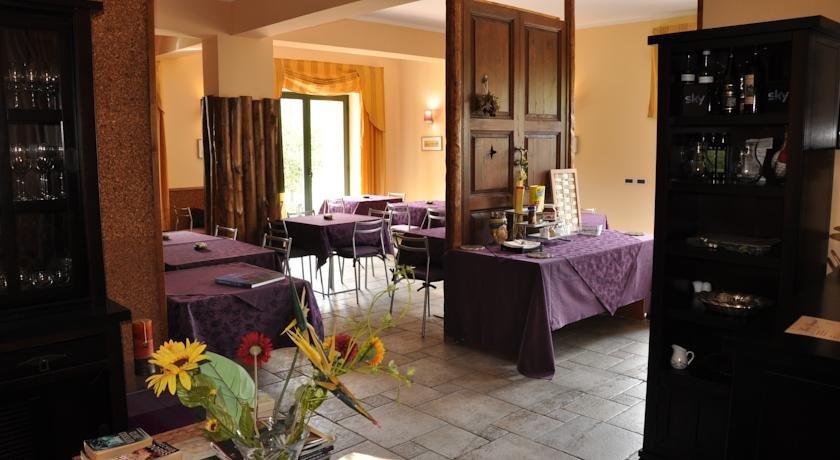 Hotel Casale Romano - restaurant