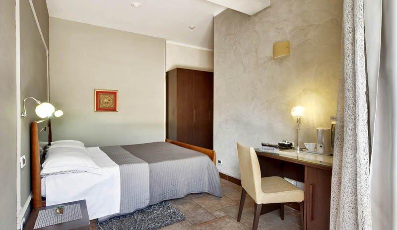 Hotel Casale Romano - slaapkamer