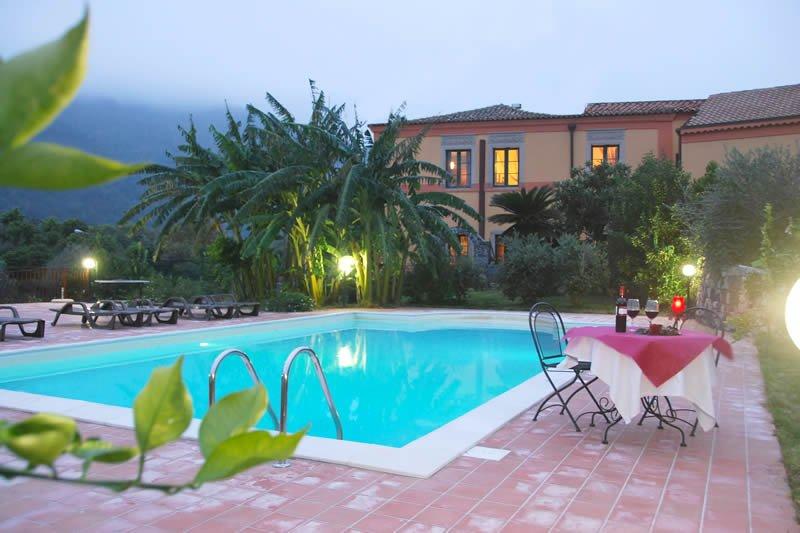 Hotel Casale Romano - zwembad