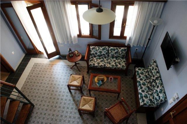 Villa Alisahni - woonkamer
