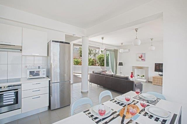 Villa Latchi - keuken