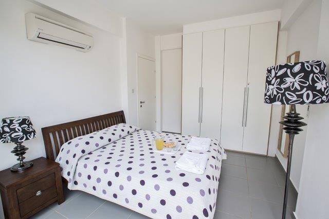 Villa Latchi Deluxe - slaapkamer