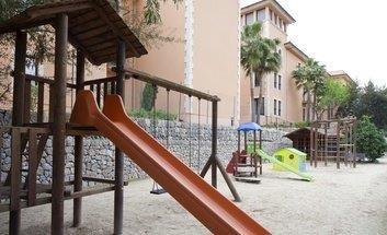 Appartementen La Pergola - speeltuin