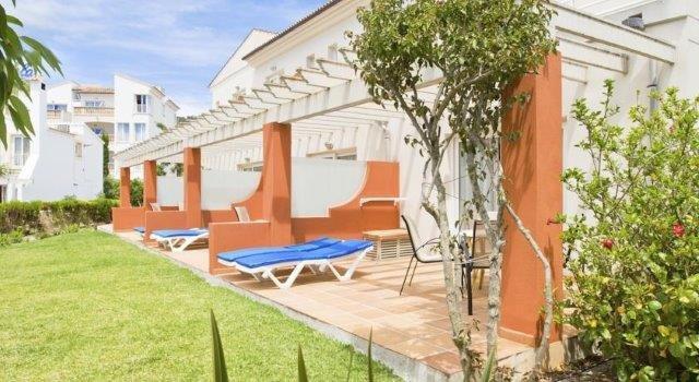 Appartementen La Pergola - bungalow
