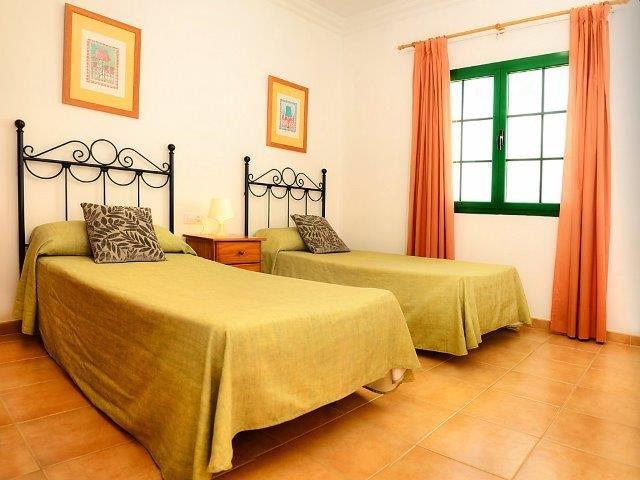 Villa Noharra - slaapkamer