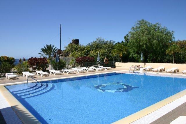 Appartementen Baia del Secreto - zwembad