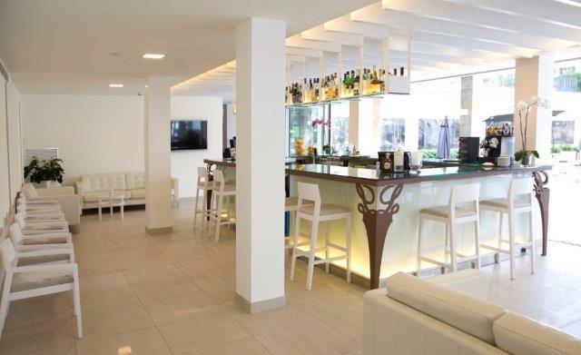 Appartementen La Pergola - bar