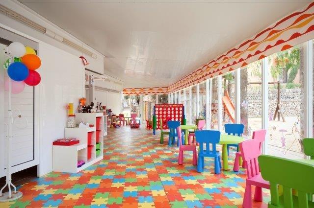Appartementen La Pergola - mini club