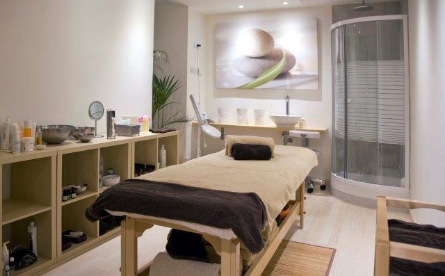 Appartementen La Pergola - massage