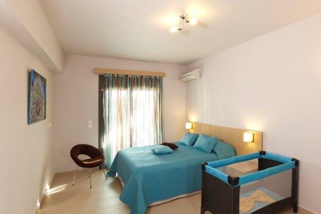 Villa Gonos - slaapkamer