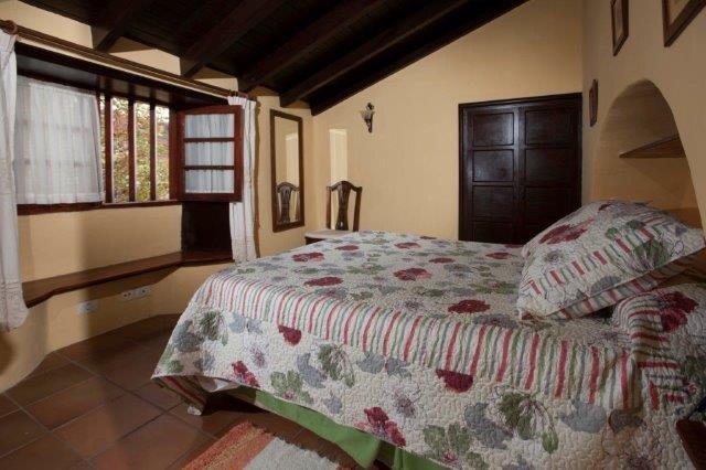 Casita Acoroma - slaapkamer