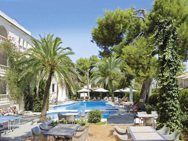 Appartementen Es Baulo Petit - zwembad
