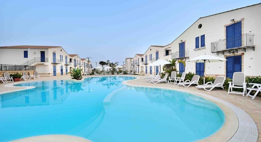 Hotel Scala dei Turchi - zwembad