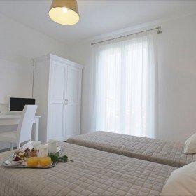 Hotel Scala dei Turchi - slaapkamer