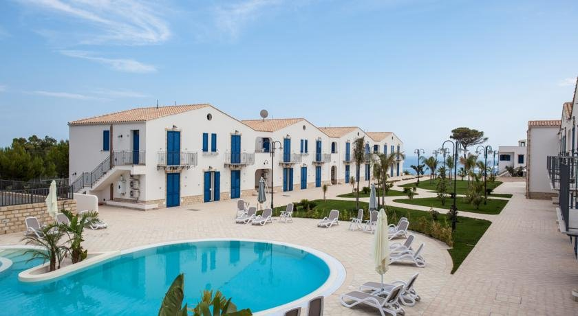 Hotel Scala dei Turchi - accommodatie