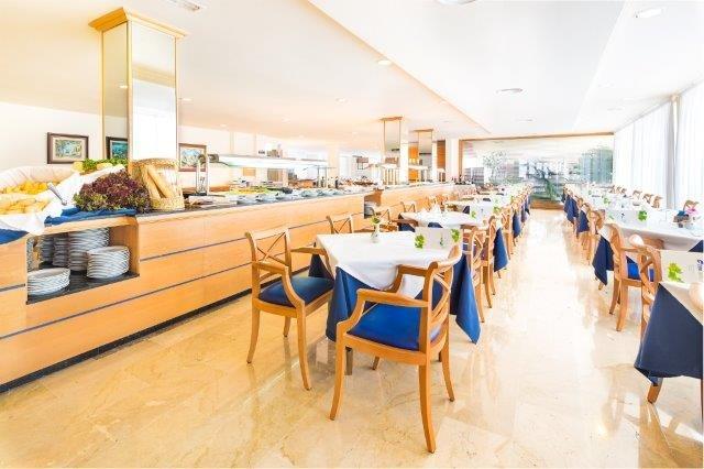 Appartementen Guya Park - restaurant