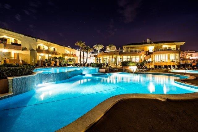 Appartementen Guya Park - zwembad