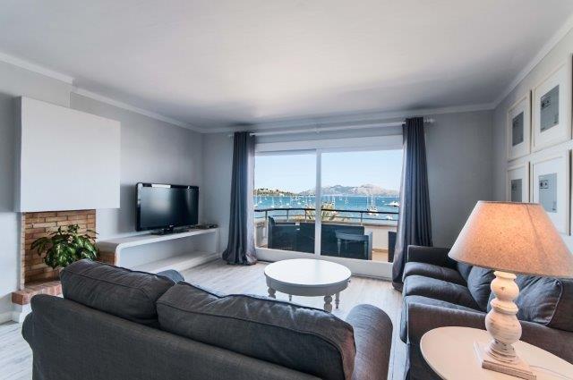 Appartement Formentor - woonkamer