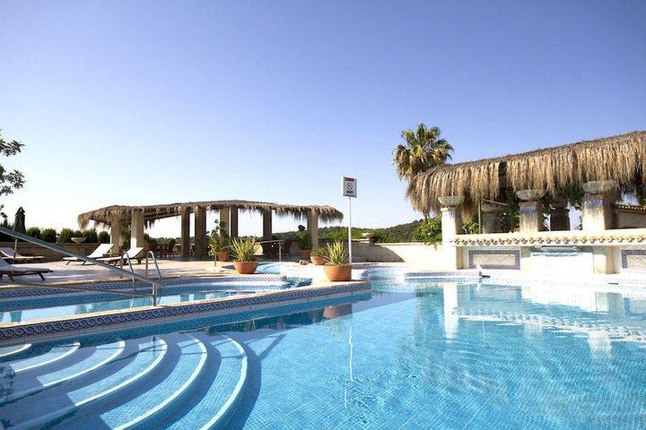 Hotel Monnaber Nou - zwembad