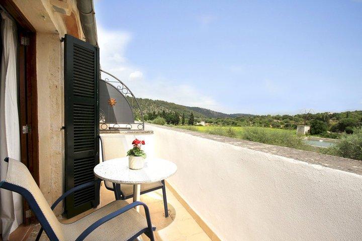 Hotel Monnaber Nou - balkon