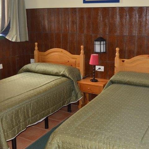 Casita Finca Pinero - slaapkamer