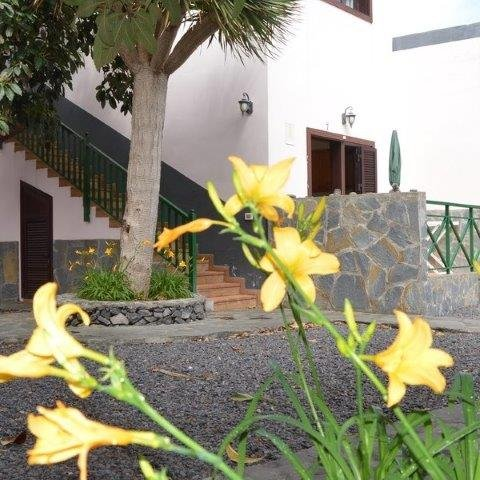 Casita Finca Pinero - buitenkant