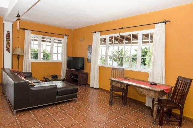 Villa Casa Tesa - woonkamer
