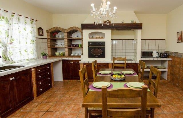 Villa Casa Tesa - keuken