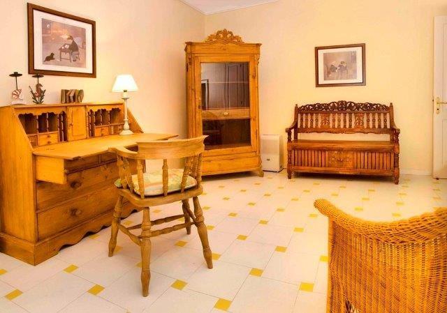 Appartement Elena - slaapkamer
