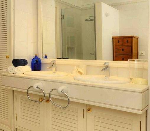 Appartement Elena - badkamer