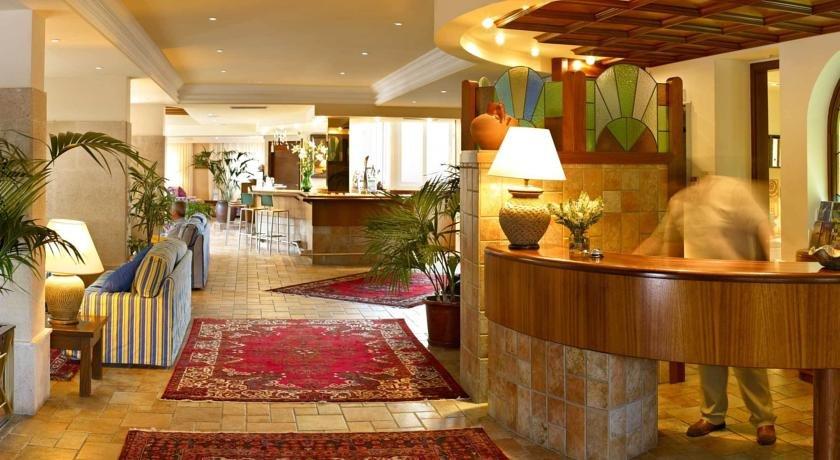 Hotel Vicenc - receptie