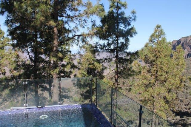 Hotel Parador de Tejeda - zwembad