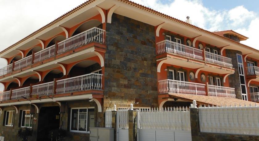 Hotel Aldea Suites - hotel aanzicht