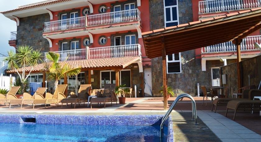 Hotel Aldea Suites - zwembad