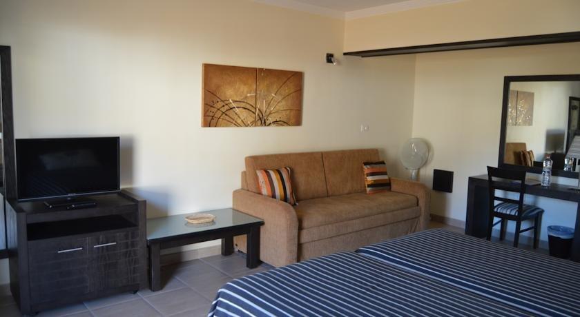 Hotel Aldea Suites - hotelkamer
