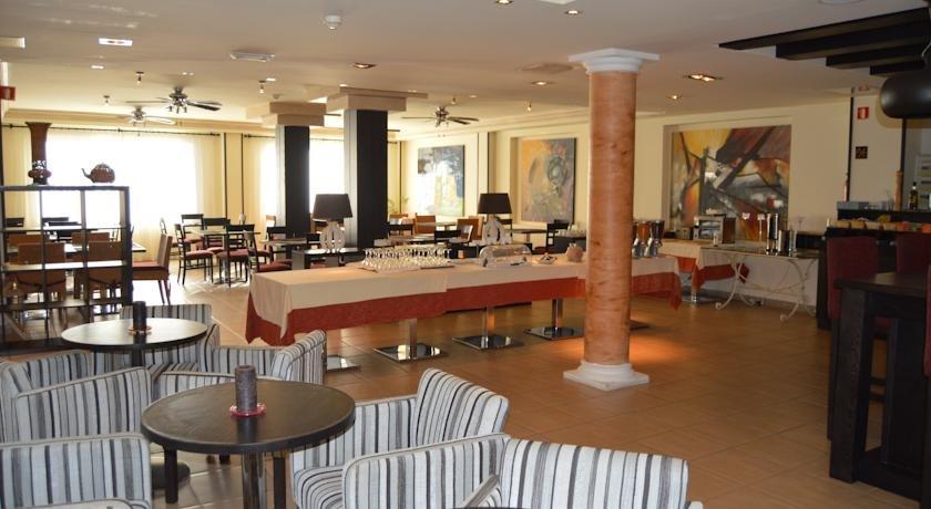 Hotel Aldea Suites - restaurant