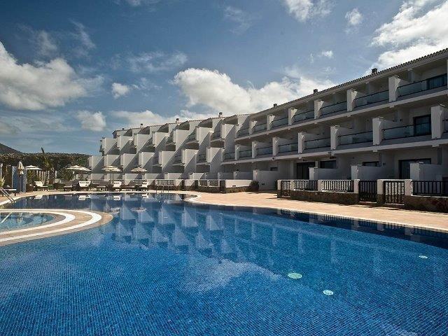 Hotel Roca Negra - zwembad