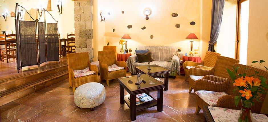 Hotel Los Camellos - lounge