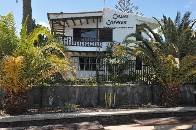Appartementen Casas Carmen - buitenkant