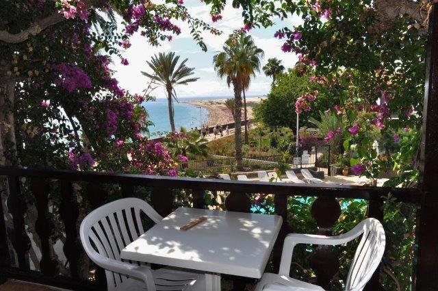 Appartementen Casas Carmen - uitzicht
