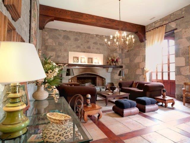 La Hacienda - lounge