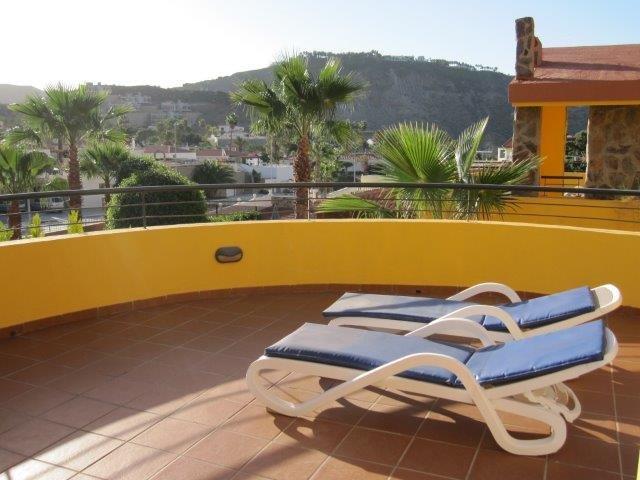 Villa Tauro Deluxe - uitzicht