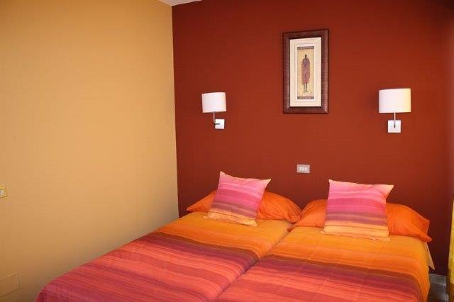 Appartementen Mozart - Appartementen Mozart - slaapkamer
